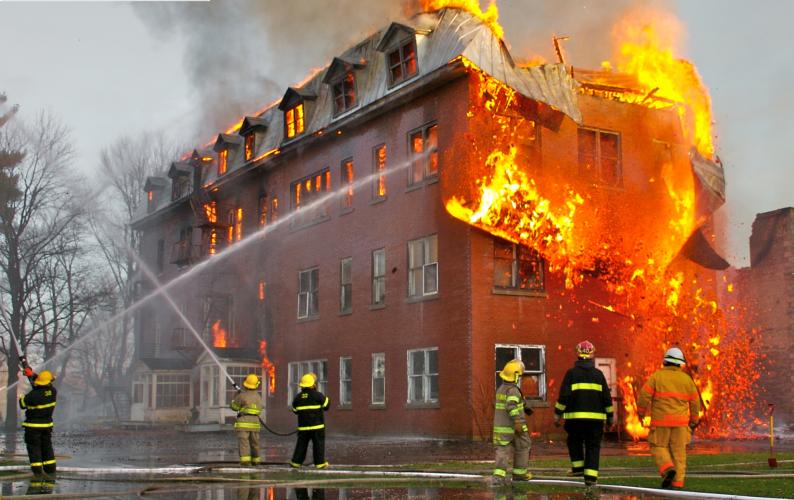 Yangın Nedir? Tehlikeleri Nelerdir?